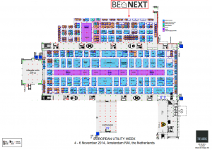 BeNext stand