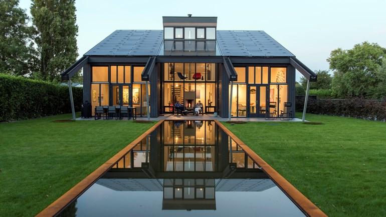 Het huis van de toekomst is het huis van nu benext b v