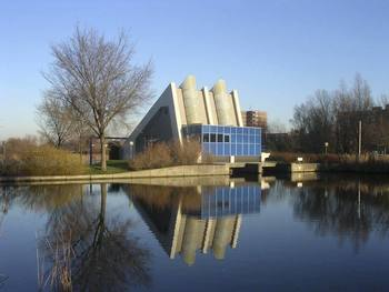 Hoogheemraadschap Noord-Holland bespaart 20% op de energiekosten door de gemalen aan te zetten in energie daluren als het Net volop gevoed wordt met groene stroom